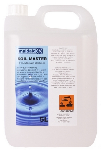 Maidaid Soilmaster dishwash liquid