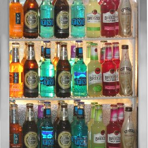 Blizzard Bar Bottle Cooler - BAR 1SS