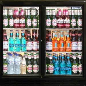 Blizzard Bar Bottle Cooler - BAR2/SL