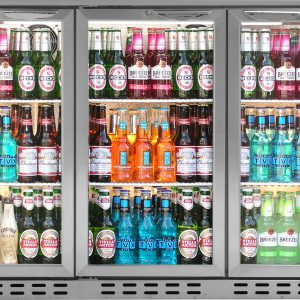 Blizzard Bar Bottle Cooler - BAR 3SS