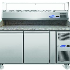 Blizzard Pizza Prep Counter - BPIZ1500