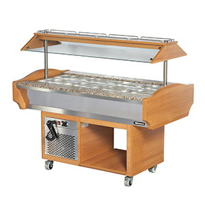 Blizzard Cold Buffet Display - GB3-COLD