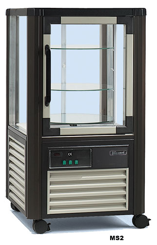 Blizzard Refrigerated Display Case - MS 2