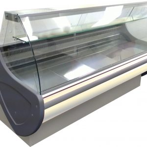 Blizzard Omega Serve Over refrigerated Deli Case - OMEGA240