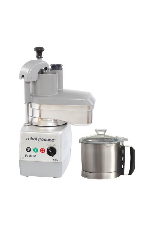 Robot Coupe - Combined Bowl Cutter & Vegetable Preparation R402