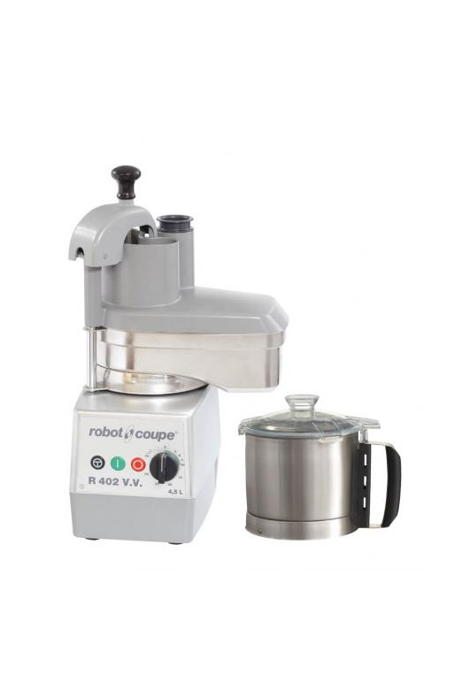 Robot Coupe - Combined Bowl Cutter & Vegetable Preparation R402VV