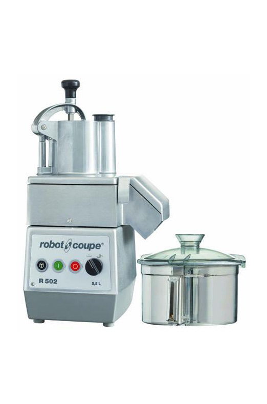 Robot Coupe - Combined Bowl Cutter & Vegetable Preparation R502
