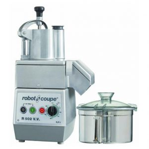 Robot Coupe - Combined Bowl Cutter & Vegetable Preparation R502VV