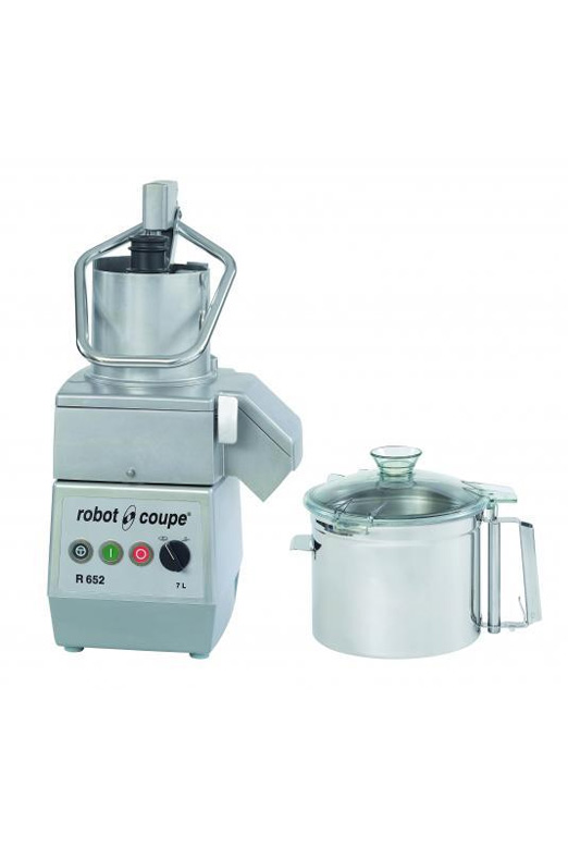 Robot Coupe - Combined Bowl Cutter & Vegetable Preparation R652