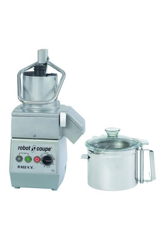 Robot Coupe - Combined Bowl Cutter & Vegetable Preparation R652VV