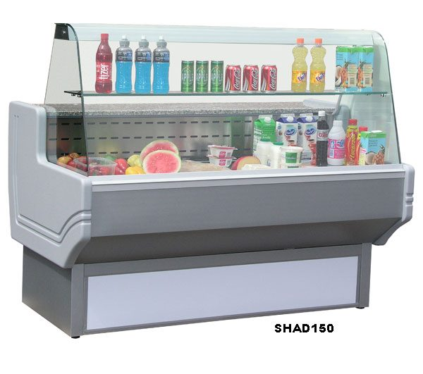 Blizzard Serve Over Counter - SHAD 150