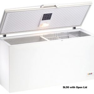 Blizzard Chest Freezer - SL50