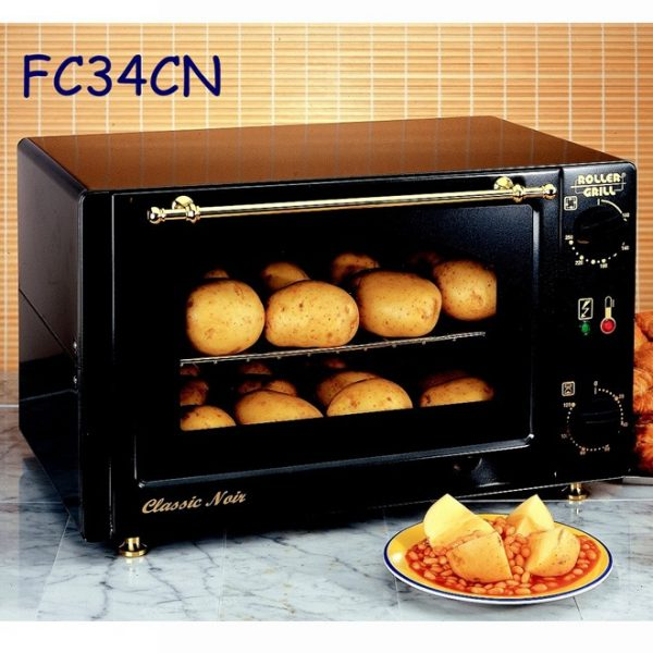 Convection Ovens - roller grill fc340CN