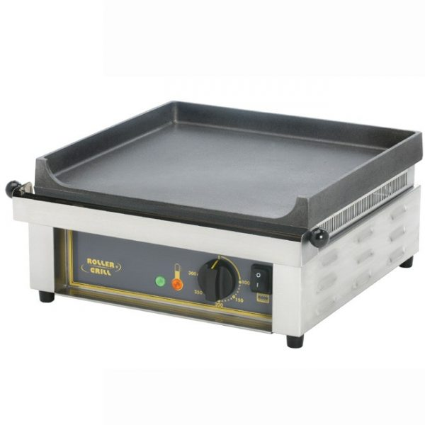 Cast Iron Griddles - roller grill psf400e